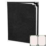 "Risch HAR-ST-2V-8.5x11 - Menu Covers - 8-1/2"" x 11"" - Two Panel"