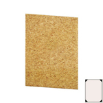 "Risch CORK-1V-5.5x8.5 - Menu Covers - 5-1/2"" x 8-1/2"" - Single Panel"