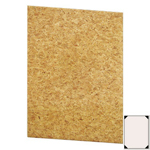 "Risch CORK-1V-8.5x11 - Menu Covers - 8-1/2"" x 11"" - Single Panel"