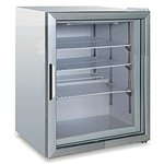 Metalfrio MSCTF-3 - Countertop Glass Door Freezer Merchandiser