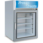 Metalfrio MSCTF-4 - Countertop Glass Door Freezer Merchandiser