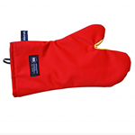 "San Jamar CTC13 - 13"" Cool Touch Oven Mitt - Conventional Style"