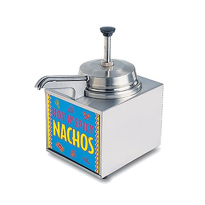 Star 3WLA-P - Nacho Cheese Dispenser Pump - Heated Base Warmer