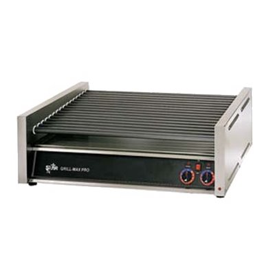 Star 75SC - Hot Dog Roller Grill - 75 Dogs - Duratec Non-Stick