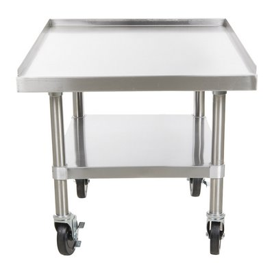 "Star ES-UM24S - Equipment Stand - 24"" x 30""  with Bottom Shelf"