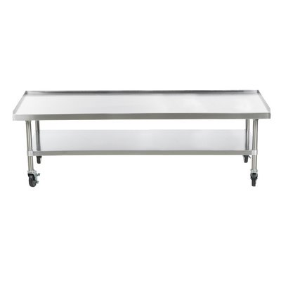 "Star ES-UM72S - Equipment Stand - 72"" x 30"" with Bottom Shelf"
