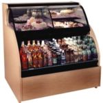 Structural Concept HOU7452R - Self-Service Refrigerated Display Case