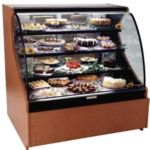 "Structural Concepts HV56R - 58"" Refrigerated Deli Display Showcase"