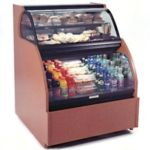 "Structural Concepts HUDLR7452 - 76"" Encore Combo Display Case"