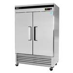Turbo Air TSR-49SD - Two Door Reach-In Refrigerator - Bottom Mount
