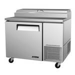 "Turbo Air TPR-44SD - Pizza Prep Table - One Door - 44"" Wide"
