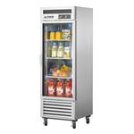 Turbo Air MSR-23G-1 - One Glass Door Reach-In Refrigerator