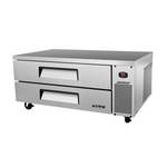 "Turbo Air TCBE-52SDR - Refrigerated Chef Base 52-1/2"" - Two Drawers"