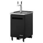 Turbo Air TBD-3SB - Portable Draft Beer Dispenser - One Keg - One Tap