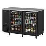 Turbo Air TBB-2SG - Back Bar Cooler - Two Swing Glass Doors