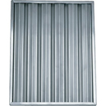 Krowne S1620 - Stainless Steel Commercial Baffle Grease Hood Filter
