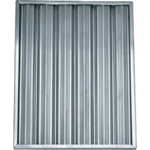 Krowne S2020 - Stainless Steel Commercial Baffle Grease Hood Filter