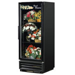 True GDM-12FC-LD - Refrigerated Floral Merchandiser - One Door