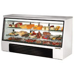 "True TSID-96-3 - 96"" Single Duty Refrigerated Display Case"