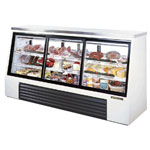 "True TSID-96-6 - 96-1/2"" Single Duty Refrigerated Display Case"