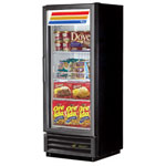 True GDM-12F-LD - One Glass Door Freezer Merchandiser