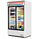 True GDM-45 - Two Sliding Glass Door Cooler Merchandiser