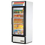 True GDM-26F-LD - One Glass Door Freezer Merchandiser