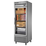 True T-23FG - Commercial Freezer - One Glass Door - Bottom Mount