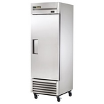 True TS-23 - Refrigerator Reach-In - One Door - All Stainless Steel