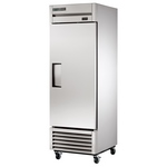 True TS-23F - Freezer - One Door - All Stainless Steel - Bottom Mount