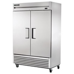True TS-49F - Freezer - Two Door - All Stainless Steel