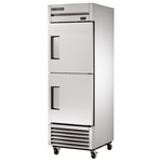 True TS-23F-2 - Freezer - Two Half Doors - All Stainless Steel