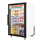 True GDM-7-LD - Countertop Glass Door Refrigerator