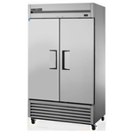 True T-43F - Commercial Freezer - Two Door - Bottom Mount