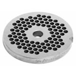 3/16 Inch Meat Chopper Plate for 12 Hub - Univex - 1000509