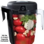 Vita-Mix 15896 - Extra 1.5 Gallon Container for XL Blenders