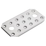 Vollrath 20400 - Drain Shelf - False Bottom - Quarter (Fourth) Size