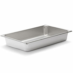 "Vollrath 30022 - Full Size x 2-1/2"" Deep - Super Food Pan V (5)"
