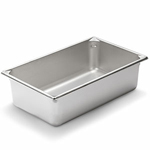 "Vollrath 30062 - Full Size x 6"" Deep - Super Food Pan V (5)"