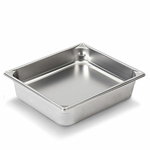 "Vollrath 30242 - Half (1/2) Size x 4"" Deep - Super Food Pan V (5)"
