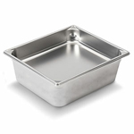 "Vollrath 30262 - Half Size x 6"" Deep - Super Food Pan V (5)"