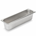 "Vollrath 30562 - Half Size Long x 6"" Deep - Super Food Pan V (5)"