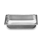 "Vollrath 30312 - Third Size x 1-1/4"" Deep - Super Food Pan V (5)"