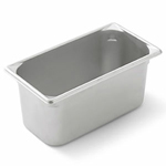 "Vollrath 30362 - Third Size x 6"" Deep - Super Food Pan V (5)"