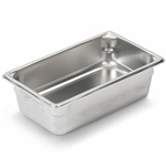 "Vollrath 30462 - Quarter Fourth Size x 6"" Deep - Super Food Pan V (5)"
