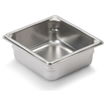 "Vollrath 30622 - Sixth Size x 2-1/2"" Deep - Super Food Pan V (5)"