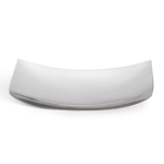 Vollrath 46222 - Double Wall Stainless Steel Curved Platter