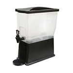 Winco PBD-3 - 3 Gallon Beverage Dispenser - Polypropylene