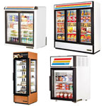 Glass Door Beverage Merchandisers