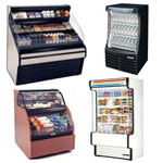 Open Air Beverage Coolers